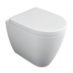 Genoa Back To Wall WC Pan