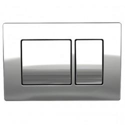Keytec Flushplate Chrome