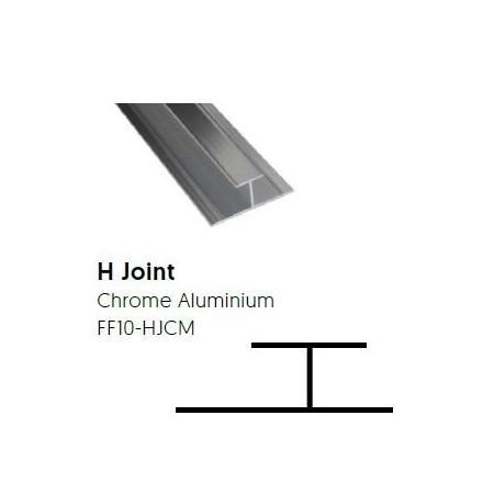 Aluminium H Joint 10mm -...