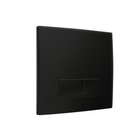 Flush Plate Black