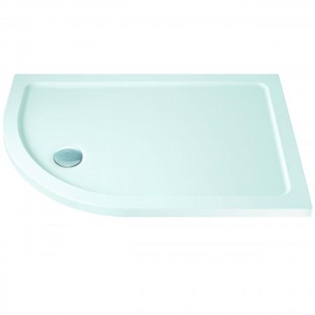Offset Quad Shower Tray Lh...