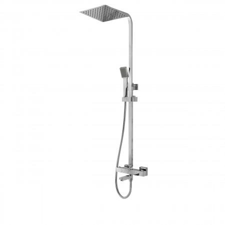 Square Rigid Riser Shower...