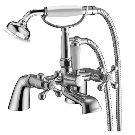 Bath Shower Mixer with Cradle