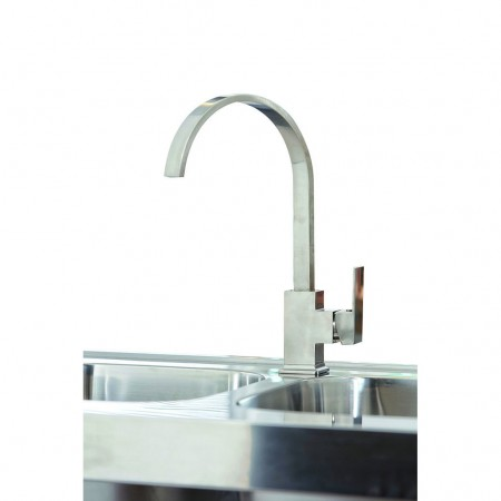 Rossi Kitchen Tap - Brushed...