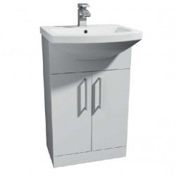 Trim Cabinet With Basin\WC...